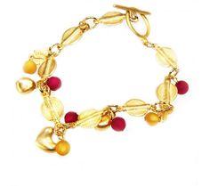 Spice Trail Bracelet Kit £14.95 #craft #bijouxbeads #makeyourown #bracelet #beads Jewellery Making, Metal, Kit, Beads, Bracelets, Crafts, Jewelry, Beading, Manualidades