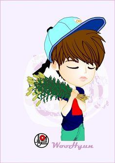 Gardener Edition #Woohyun fanART