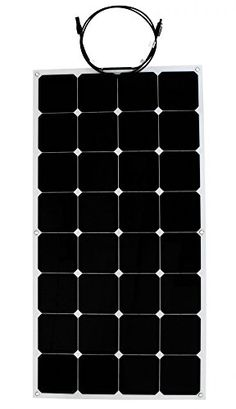 HORIZONT PROFI Solar-Modul Solarpanel SOLAR monokristallin 20 Wat