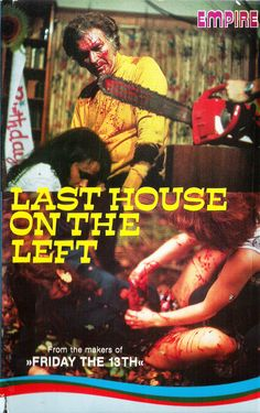 Wes Craven # Last house on The left