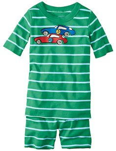 1fb58c5d87 Short John Pajamas In Organic Cotton from Hanna Andersson