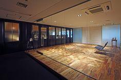 workspace / office : design by FLOOAT,Inc. / Photo by Kozo Takayama