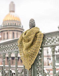 Ravelry: Northern Girl Shawl pattern by Klara Zhulamanova