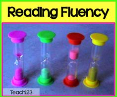 FREE reading fluency center