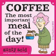 aunty acid joke | Joke for today