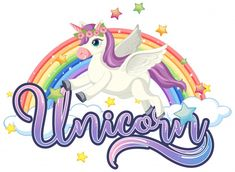 Free Vector   Cute unicorn with blank banner Cute Rainbow Unicorn, Happy Unicorn, Cute Unicorn, Unicorn Fantasy, Unicorn Art, Floral Illustrations, Cute Illustration, Rosas Vector, Unicorn Backgrounds