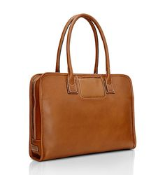 Briefcase Women Soft Leather - Bags