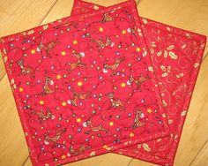 Red EMHC by Valerie on Etsy