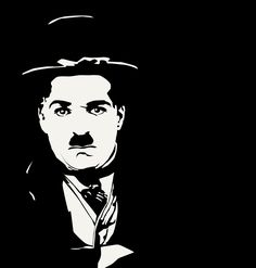 Charlie Chaplin Poster Fine Art Black And White Print - Wall Art - Charlie Chaplin portrait drawing Charly Chaplin, Westerns, Wall Art Prints, Poster Prints, Chola Style, Face Illustration, Smoke Art, Sunset Art, Cultura Pop