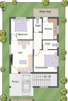 Looking for superior 30 X 40 North Facing House Plans in India ...