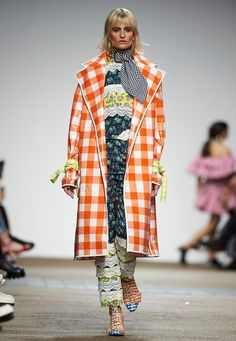 London Fashion Week : House of Holland Frühjahr/Sommer 2017