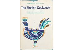 The Finnish Cook Book on OneKingsLane.com Recipe names are in Finnish and English.