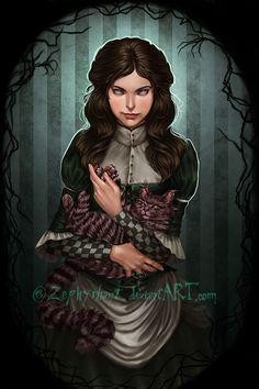 Just Like Alice by Zephyrhant on deviantART