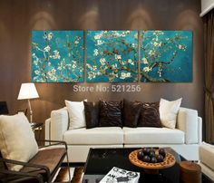 Modern Wall Art Home Decoration Printed Oil Painting Pictures No Frame Canvas…