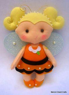 Fada abelhinha