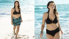 HM Shows Collection On Plus-Size Model, there's progression!