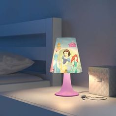 Tafellamp Philips Disney Princess 717952816 #philipsdisney #disneylamp #kinderlamp #lamp123.nl #inspiratie #kinderkamer