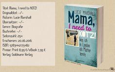 """""""Mama, I need to KOTZ!"""" ist der zweite Teil aus dem Leben von Lucie Marshall. Eine unterhaltsame biografische Story über ein neues Dasein in London mit alltäglichen Herausforderungen. ~ interessant ~ kleiner Ratgeber für Familien mit Auswanderungswunsch ~ ironisch ~"""