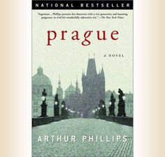 Prague by Arthur Phillips. I remember being really into this back when I read it since it's a bunch of 20 somethings looking for the meaning of life (and dreaming of Prague). Now I can't remember any of it. 7/10