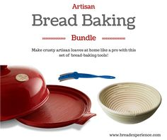 Bread Baking Bundle