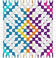 Normal pattern #44477 | BraceletBook