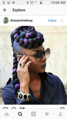 Travel hair