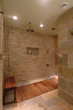 receveur de douche extra plat, salles d'eau spa