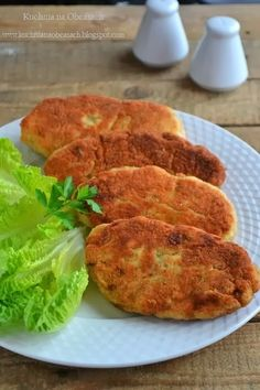 kuchnia na obcasach: Kotlety pożarskie z kurczaka Polish Recipes, Polish Food, Chicken Cutlets, Cooking Recipes, Healthy Recipes, Special Recipes, Diet And Nutrition, I Foods, Food To Make