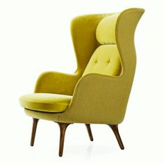 The Big Yellow Chair