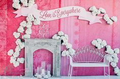 Оформление на свадьбе, организованной агентством Шенонсо