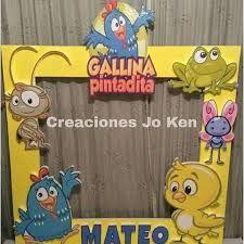 Resultado de imagen para MARCO GALLINA PINTADITA