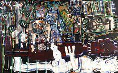 Contemporary art gallery in London. Saatchi Gallery, Galleries In London, Ivory Coast, Art Furniture, Outsider Art, African Art, New Art, Contemporary Art, Moose Art