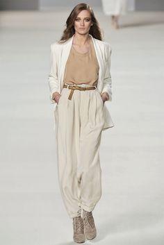 nude, sand, beige, men, suit, belt, camel, catwalk