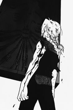 Fullmetal Alchemist | Edward Elric