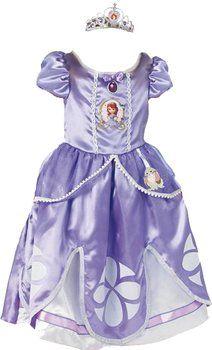 Rubie's Sofia la Principessa - Costume Deluxe #principessaSofia #Carnevale #Frozen #idealo #offerte
