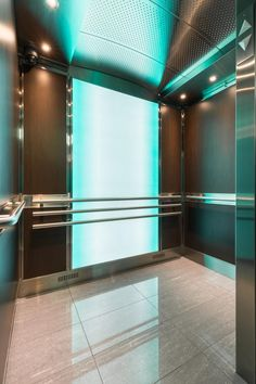 Our design studio specializes in the planning and design of elevator cab interiors, elevator modernizations, elevator design, elevator entrances and lobbies for property owners, managers and cab manufacturers across Canada. Lobby Interior, Interior Lighting, Interior And Exterior, Interior Design, Lift Design, Cabin Design, Elevator Design, Elevator Lobby, Seattle Hotels