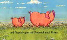 Piggledy & Frederik