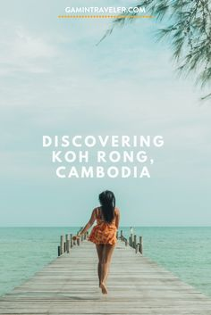 Planning to go to Koh Rong? Here´s our full guide. Visiting Koh Rong: A Paradise in Cambodia via @gamintraveler