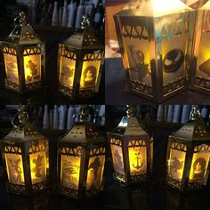 Ilumminate the Night with Disney Inspired Battery Operated Lanterns