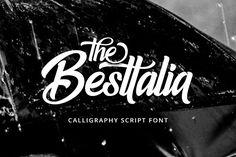 Besttalia Script by WNPRH Collective on @creativemarket