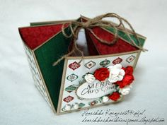 tutorial christmas basket