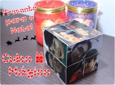 Diy, Canning, Christmas Ideas, Creative Christmas Presents, Creativity, Cubes, Bricolage, Do It Yourself, Home Canning