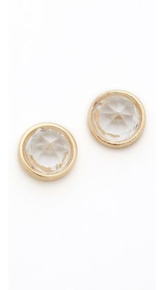 Bop Bijoux Pointed Stud Earrings | SHOPBOP