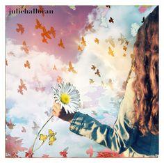 """Childlike Wonder"" by juliehalloran ❤ liked on Polyvore featuring art"