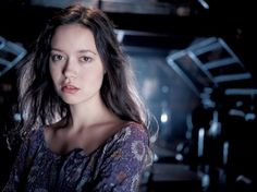 People Actress Summer Glau Terminator