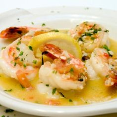 Garlicky Shrimp Scampi recipe that will make you want to lick your plate clean!