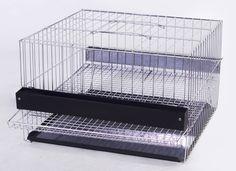 gaiola para codornas