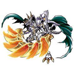 Digimon Dragon's Shadow: slayerdramon