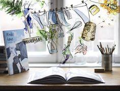 ANVÄNDBAR boek   #nieuw #collectie #IKEA #IKEAnl #bespaartips #recyclen #energie #water #inspiratie