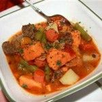How to cook easy beef stew with green beans